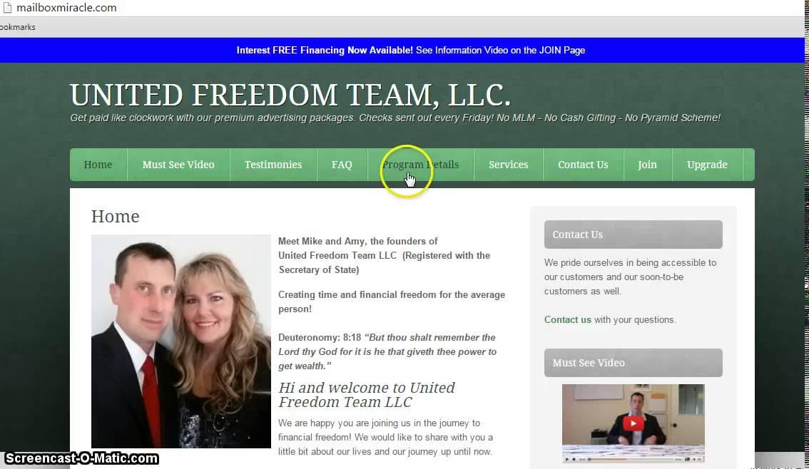 United Freedom Team