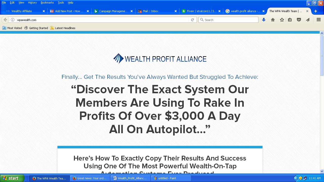 Wealth Profit Allianc