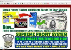 supreme profit system