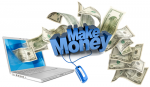 make money with website